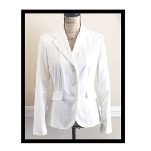 WORTHINGTON PURE WHITE SUIT JACKET